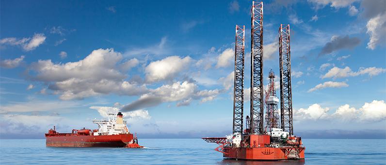simulazione oil e gas