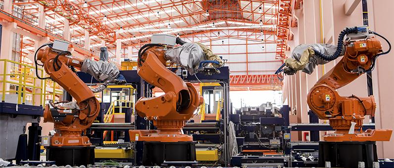 Simulazione degli impianti industriali
